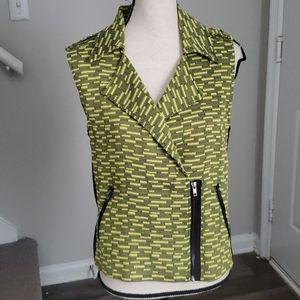 Made Fashion Week for Impulse Zippered Vest